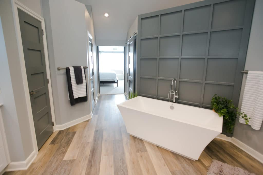 bathroom contractors Carmel