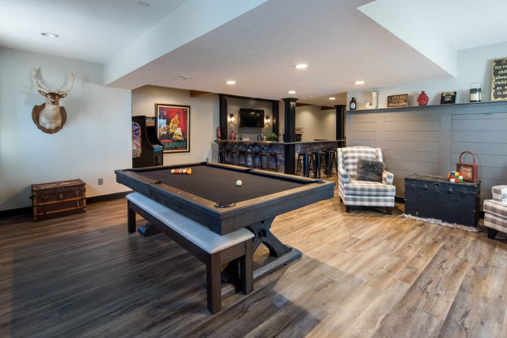 basement builders Carmel IN