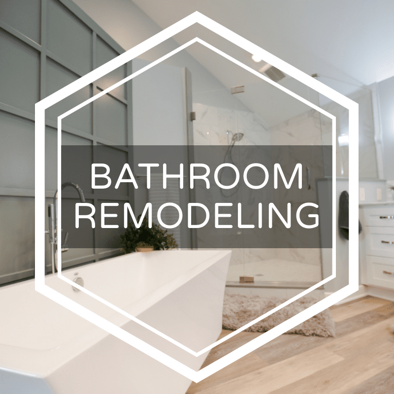 bathroom remodeling in the Indianapolis area