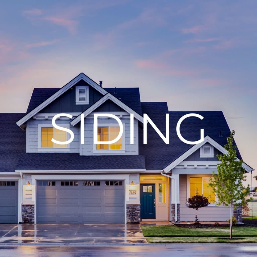 siding contractors Indiana