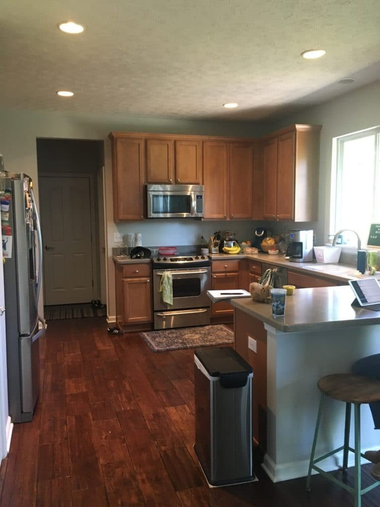 fishers kitchen remodel