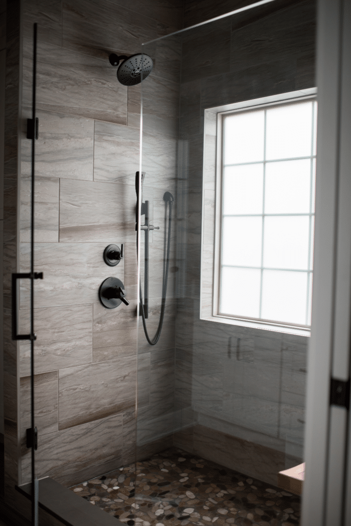 shower remodeling design