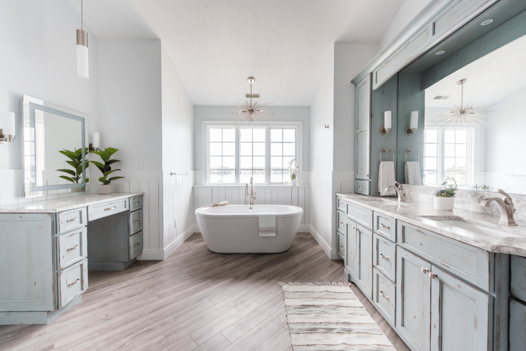 bathroom remodeling in carmel, indiana